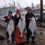 halibut ladies