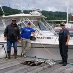 Kevin Teasdale Salmon Fishing Charters 2