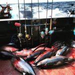 Kevin Teasdale T-Sea Charters Tuna