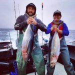 Kevin Teasdale T-Sea Charters Tuna Crew