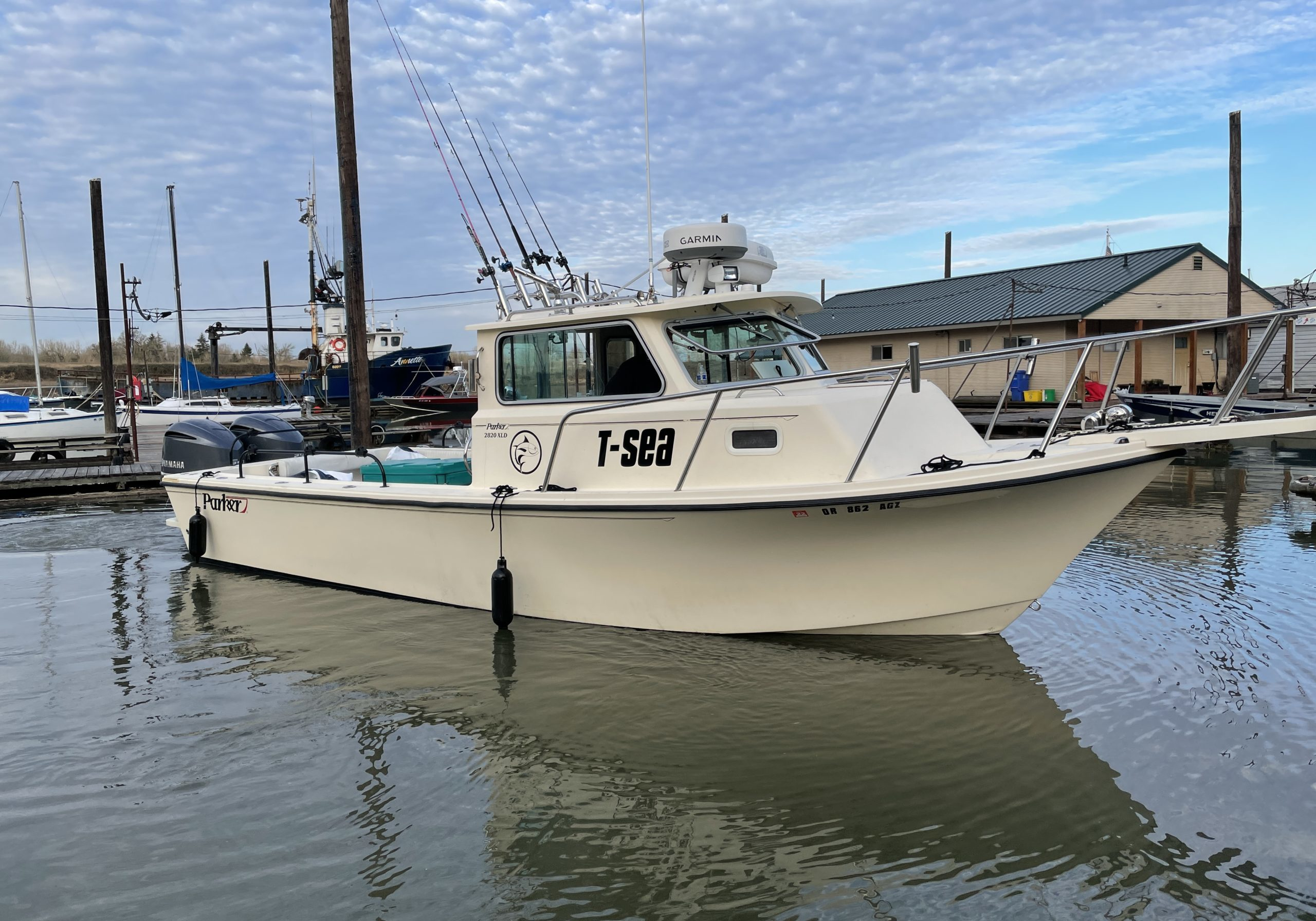 T-Sea Charters Maiden Voyage 2:28:21 21